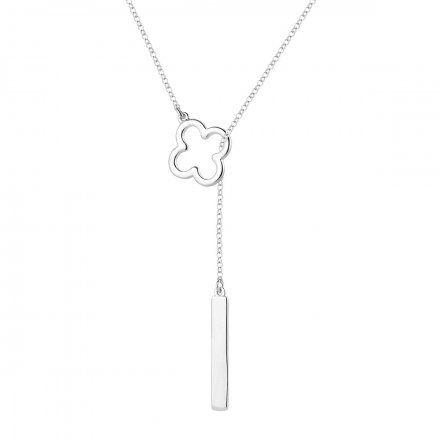 Naszyjnik srebrny Biżuteria Ditta Zimmermann DZN360/MRC/R