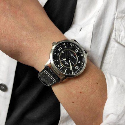 Zegarek Męski Adriatica na pasku A8284.5224Q - Zegarek Kwarcowy Swiss Made