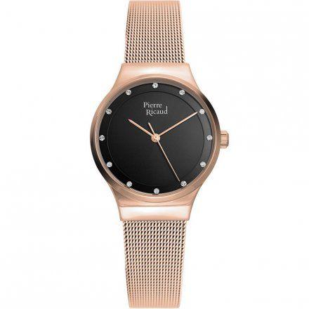 Pierre Ricaud P22038.91R4Q Zegarek - Niemiecka Jakość