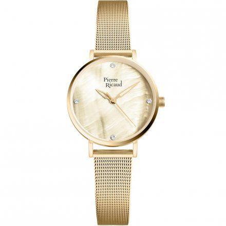 Pierre Ricaud P22043.114SQ Zegarek - Niemiecka Jakość