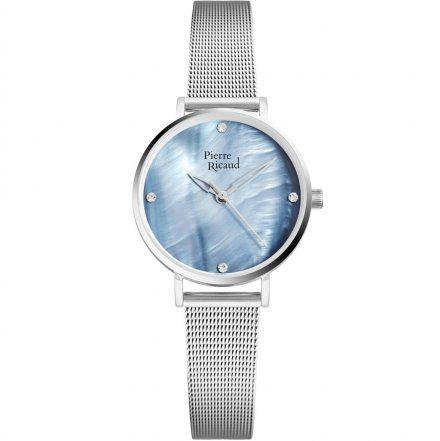 Pierre Ricaud P22043.514BQ Zegarek - Niemiecka Jakość