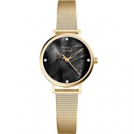Pierre Ricaud P22043.114EQ Zegarek - Niemiecka Jakość