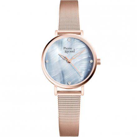 Pierre Ricaud P22043.914ZQ Zegarek - Niemiecka Jakość