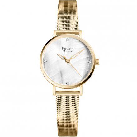 Pierre Ricaud P22043.1149Q Zegarek - Niemiecka Jakość