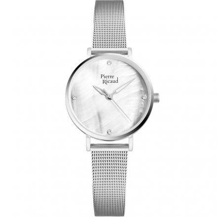 Pierre Ricaud P22043.5149Q Zegarek - Niemiecka Jakość
