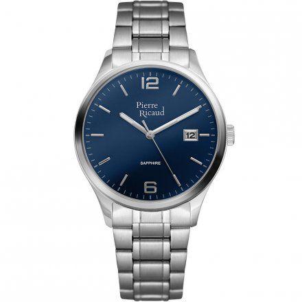 Pierre Ricaud P91086.5155Q Zegarek - Niemiecka Jakość