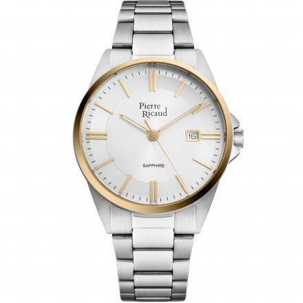 Pierre Ricaud P60022.2113Q Zegarek - Niemiecka Jakość