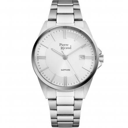 Pierre Ricaud P60022.5113Q Zegarek - Niemiecka Jakość