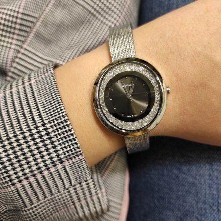 Zegarek Damski Adriatica na bransolecie A3771.5144QZ - Swarovski Zegarek Swiss Made