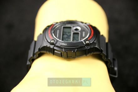 Zegarek Casio W-216H-1AVEF Casio Sport W-216H -1AVEF