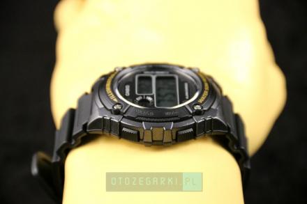 Zegarek Casio W-216H-1BVEF Casio Sport W-216H -1BVEF