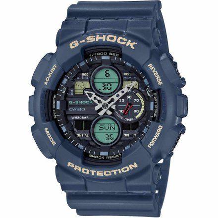 Zegarek Casio GA-140-2AER G-Shock GA 140 2A