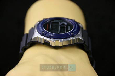 Zegarek Casio W-216H-2AVEF Casio Sport W-216H -2AVEF