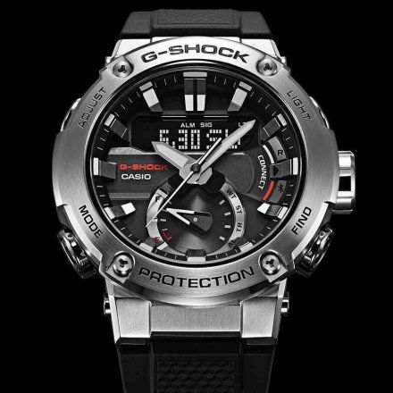 Zegarek Casio GST-B200-1AER G-Shock G-Steel Premium GST B200 1