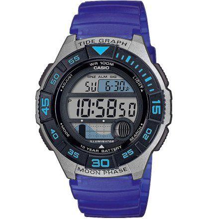 Zegarek Casio WS-1100H-2AVEF Sport WS 1100H 2