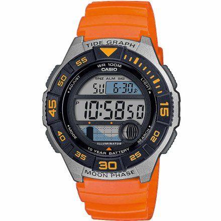 Zegarek Casio WS-1100H-4AVEF Sport WS 1100H 4