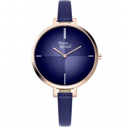Pierre Ricaud P22040.9N1NQ Zegarek - Niemiecka Jakość