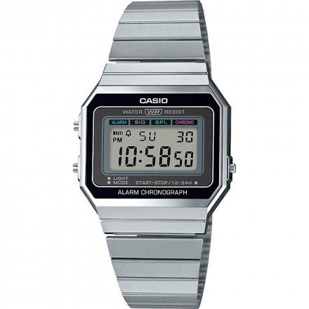 Zegarek Casio A700WE-1AEF Casio Vintage w stylu Retro A700WE 1