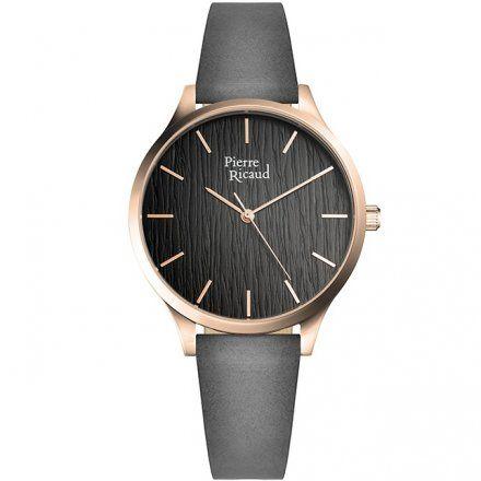 Pierre Ricaud P22081.92R4Q  Zegarek - Niemiecka Jakość