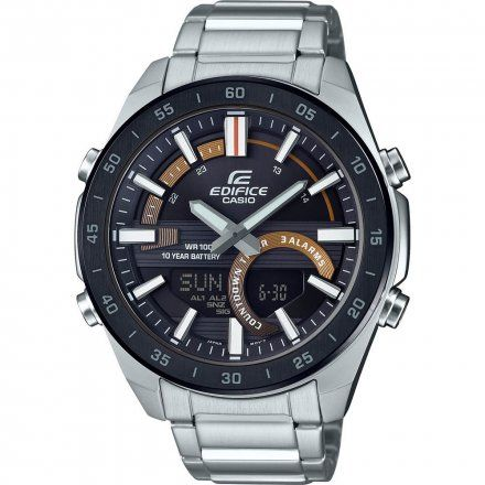Zegarek Męski Casio ERA-120DB-1BVEF Edifice ERA 120DB 1B