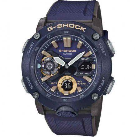 Zegarek Casio GA-2000-2AER G-Shock GA 2000 2A