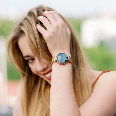 Smartwatch Garett Women Lisa złoty stalowy