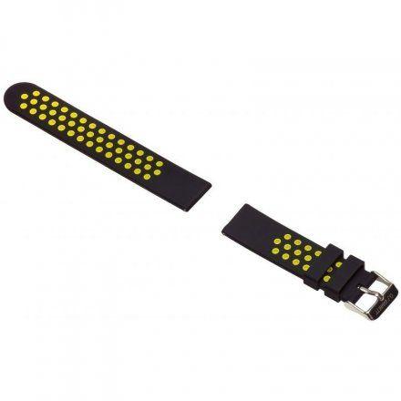 Pasek do Garett Sport 17, czarno-żółty