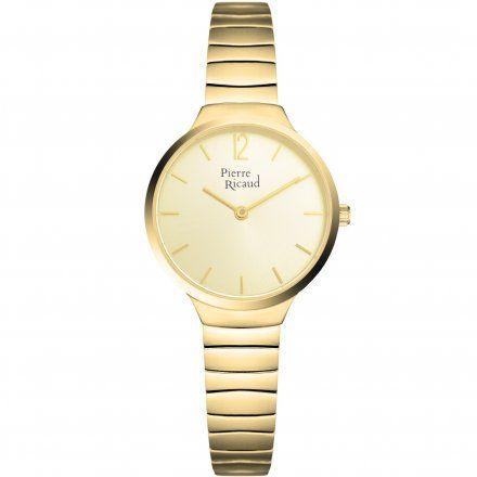 Pierre Ricaud  P22084.1151Q Zegarek - Niemiecka Jakość