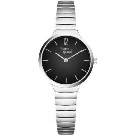 Pierre Ricaud P22084.5154Q Zegarek - Niemiecka Jakość