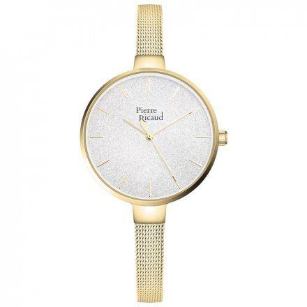 Pierre Ricaud P22085.1113Q Zegarek - Niemiecka Jakość