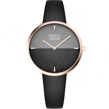 Pierre Ricaud P22086.92R4Q Zegarek - Niemiecka Jakość