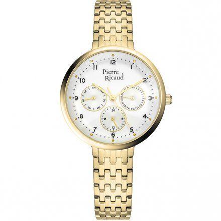 Pierre Ricaud P22089.1123QF Zegarek - Niemiecka Jakość