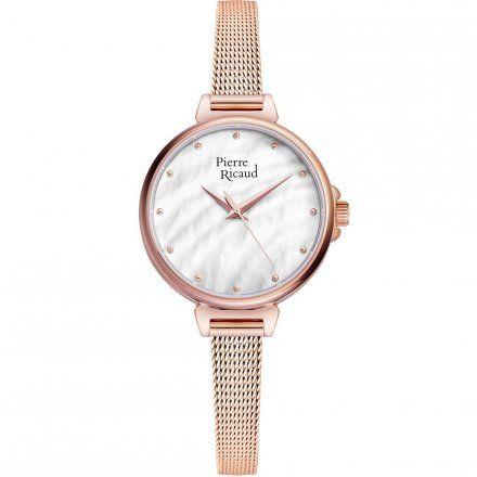 Pierre Ricaud P22099.9149Q Zegarek - Niemiecka Jakość