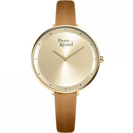 Pierre Ricaud P22100.1B11Q Zegarek - Niemiecka Jakość