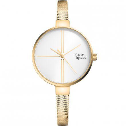 Pierre Ricaud P22102.1103Q Zegarek - Niemiecka Jakość