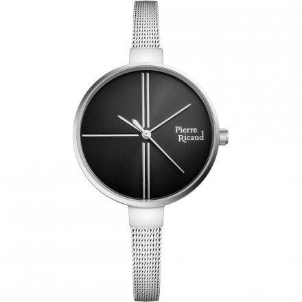 Pierre Ricaud P22102.5104Q Zegarek - Niemiecka Jakość