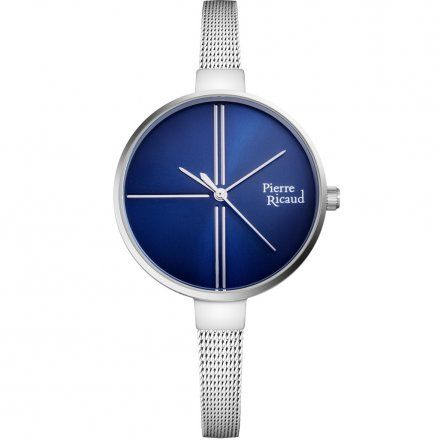 Pierre Ricaud P22102.5105Q Zegarek - Niemiecka Jakość
