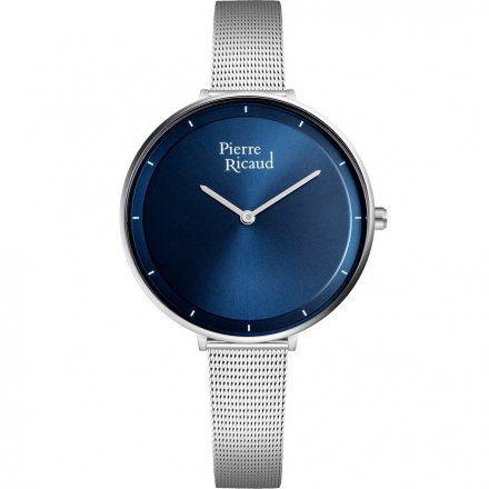 Pierre Ricaud P22103.5115Q Zegarek - Niemiecka Jakość
