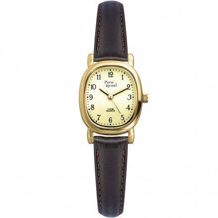 Pierre Ricaud P25913.1221Q Zegarek - Niemiecka Jakość