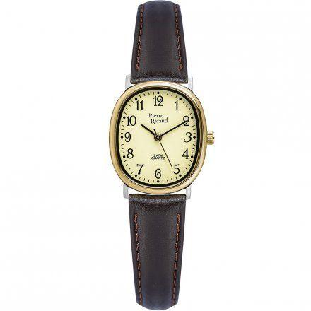 Pierre Ricaud P25915.2221Q Zegarek - Niemiecka Jakość
