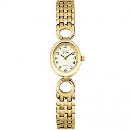 Pierre Ricaud P3104.1121Q Zegarek - Niemiecka Jakość