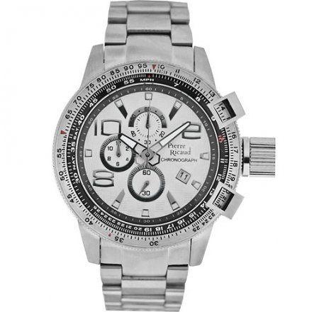 Pierre Ricaud P3122.5153CH Zegarek - Niemiecka Jakość