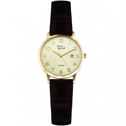 Pierre Ricaud P51022.1B21Q Zegarek - Niemiecka Jakość