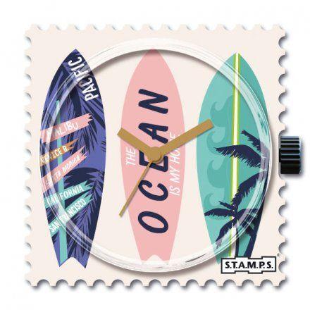 Zegarek S.T.A.M.P.S. Triple Surf 105484