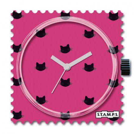 Zegarek S.T.A.M.P.S. Pink Cat 105492