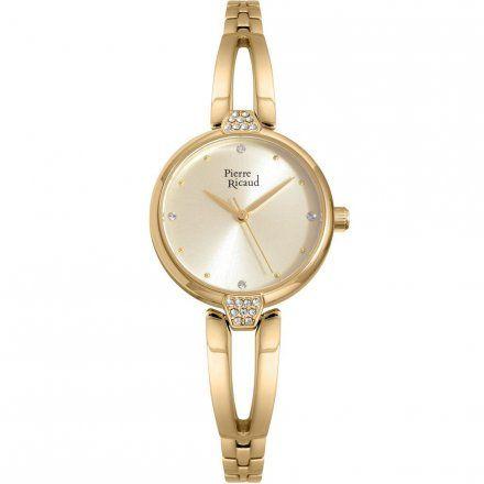 Pierre Ricaud P21028.1141QZ Zegarek - Niemiecka Jakość