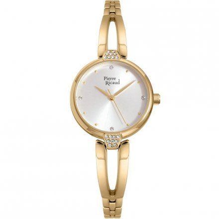 Pierre Ricaud P21028.1143QZ Zegarek - Niemiecka Jakość
