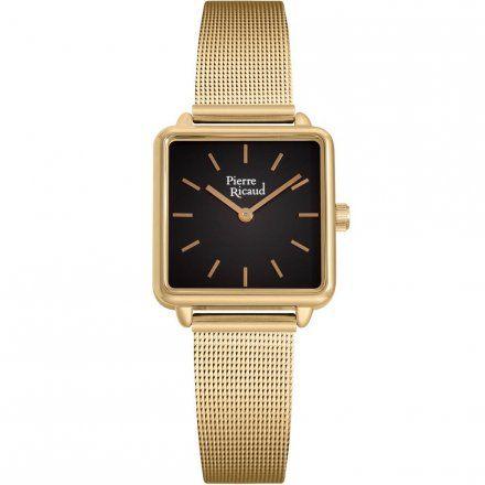Pierre Ricaud P21064.1114Q Zegarek - Niemiecka Jakość