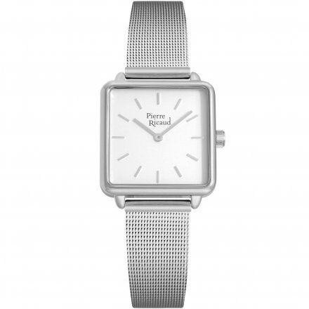 Pierre Ricaud P21064.5113Q Zegarek - Niemiecka Jakość