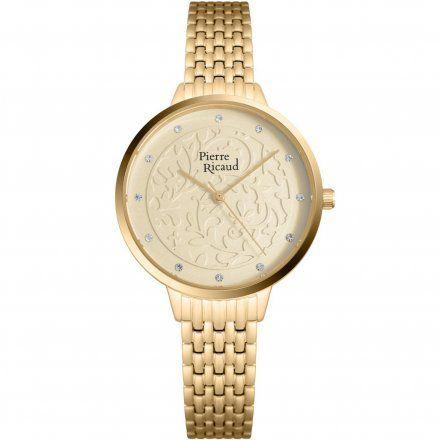 Pierre Ricaud P21065.1141Q Zegarek - Niemiecka Jakość